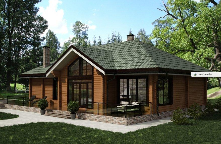 Лучшие проекты фото деревянных домов