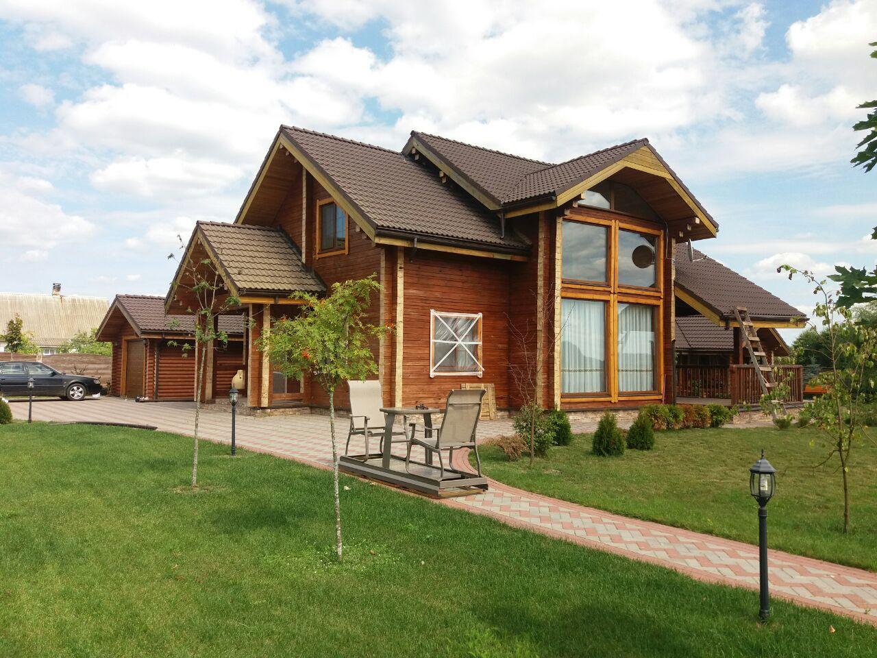 Цена дома из бруса под ключ: от чего зависит